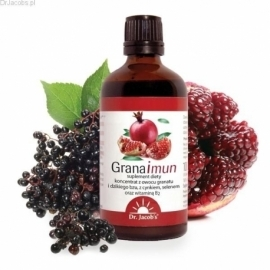 Granaimun z witaminą B2 100ml