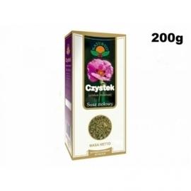CZYSTEK - Herbata z czystka 200g Borelioza
