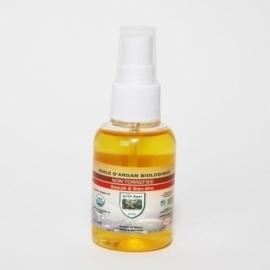 OLEJ ARGANOWY KOSMETYCZNY - butelka plastikowa 50ml spray