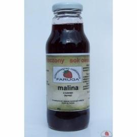 SOK Z MALIN Z CUKREM 330 ml