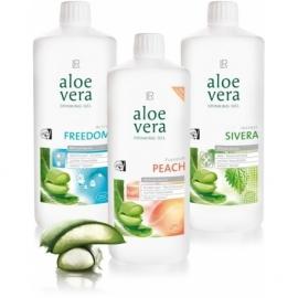 Aloe Vera Żel do picia SIVERA z pokrzywą 1 L