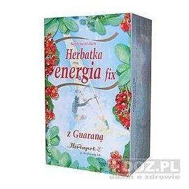 HERBATA ENERGIA FIX 20 saszetek