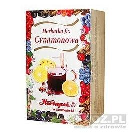 HERBATA CYNAMONOWA FIX 20 saszetek