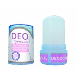 Deo - kryształ -naturalny dezodorant