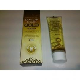 Pasta do zębów bez fluoru - Nano Gold 200 g