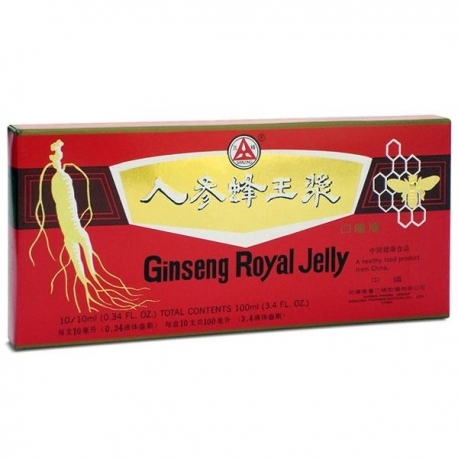 Ginseng Royall Jelly 10 ampułek