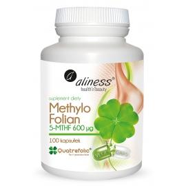 Methylo Folian 5-mthf 600 μg x 100 caps VEGE