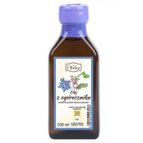 Olej z ogórecznika 100 ml