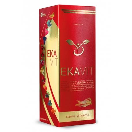EKAVIT-12 OWOCÓW+60 1 L