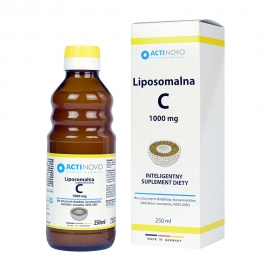 Witamina C liposomalna 1000mg 250ml