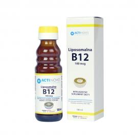 Witamina B12 liposomalna 100mcg 100ml