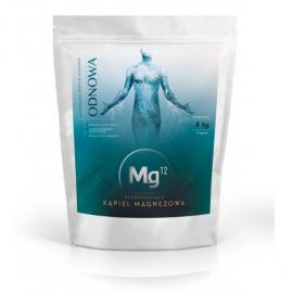 Regenerujące płatki magnezowe do kąpieli Mg12 ODNOWA 4kg