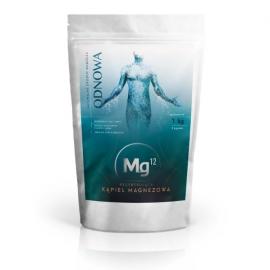 Regenerujące płatki magnezowe do kąpieli Mg12 ODNOWA 1kg