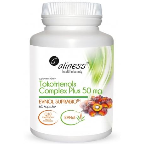 Tokotrienols Complex PLUS 50 mg EVNOL SUPRABIO x 60 kapsułek