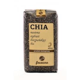 Chia – nasiona szałwii hiszpańskiej BIO 400 g