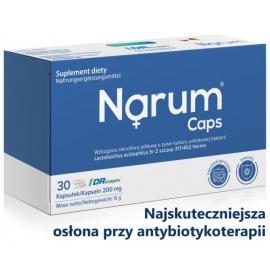 Narum Caps W TRAKCIE i PO ANTYBIOTYKOTERAPII